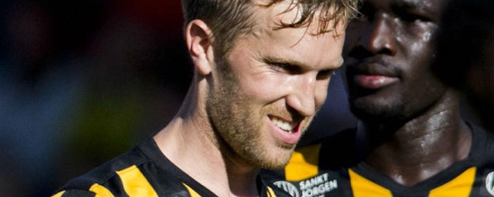 Rasmus Lindgren till sjukhus
