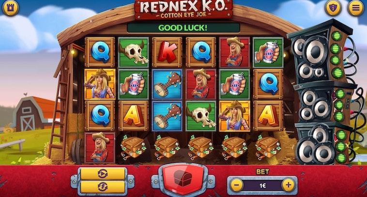 Rednex K.O. Cotton Eye Joe från Green Jade Games