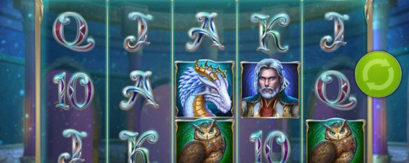 Rise of Merlin från Play'N GO