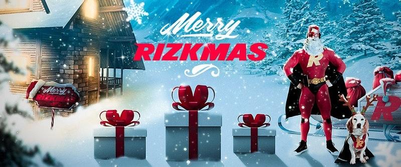 I år firar vi Rizkmas istället för Christmas