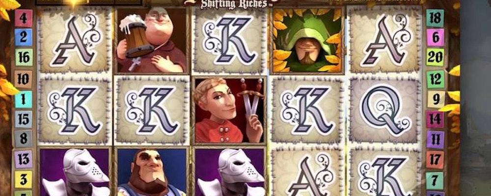 Lista: Bästa Robin Hood-inspirerade slots