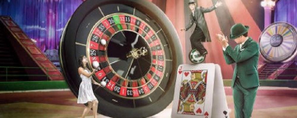 Rock'n Roulette med 50 000 kr i potten