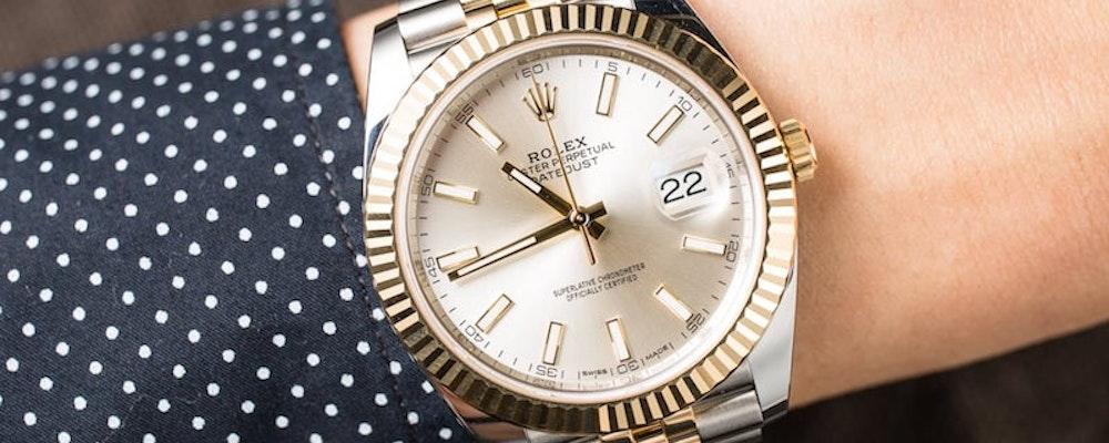 Vinn en Rolex Datejust 41 värd 75 000 kr i turnering hos Maria Casino