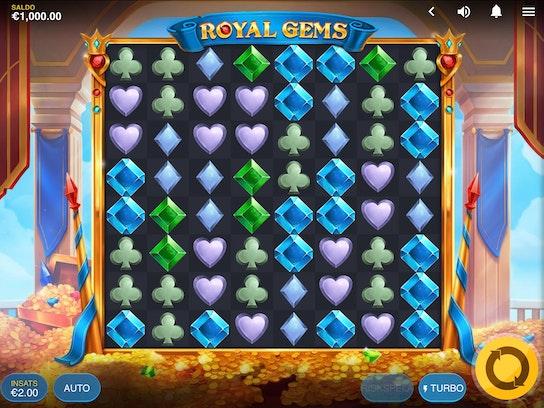 Royal Gems från Red Tiger Gaming