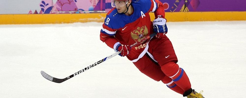 Ryssland får spela Ishockey i vinterns OS