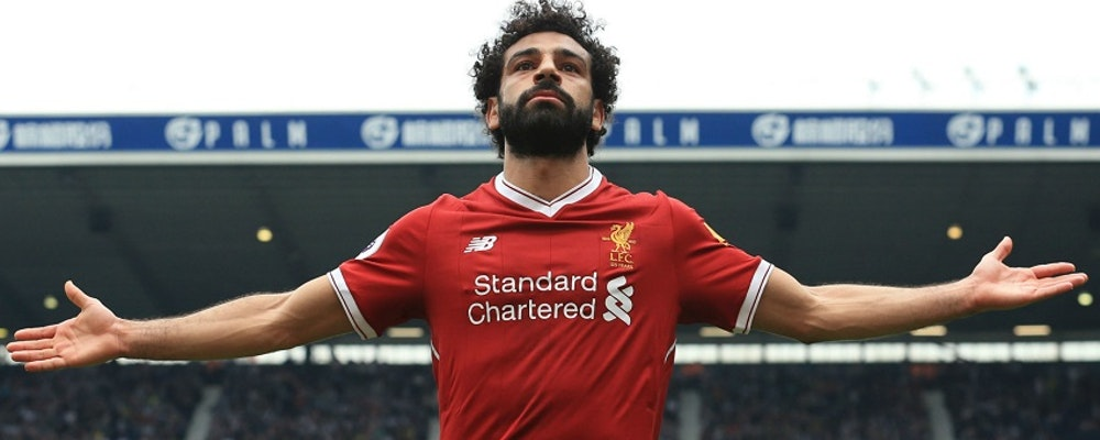Fin utmärkelse för Salah