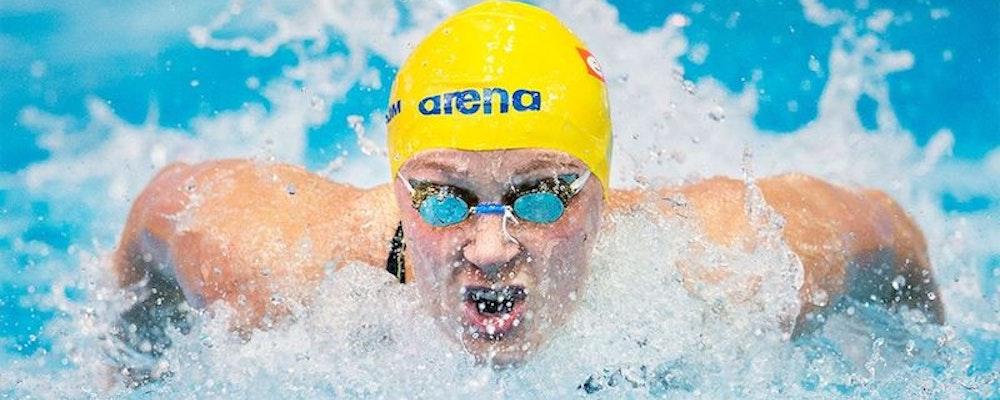 Klarar Sarah Sjöström ta 17 simmärken på 17 minuter?