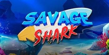 Savage Shark från Leander Games