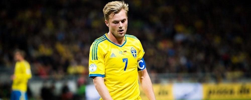 Sebastian Larsson klar för AIK