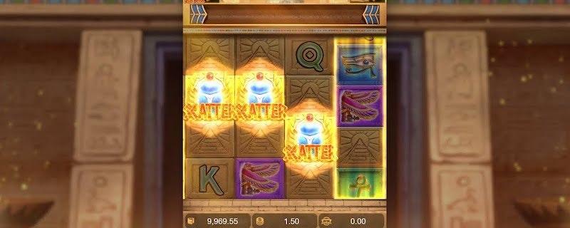 Secrets of Cleopatra Infinity Reels från PG Soft