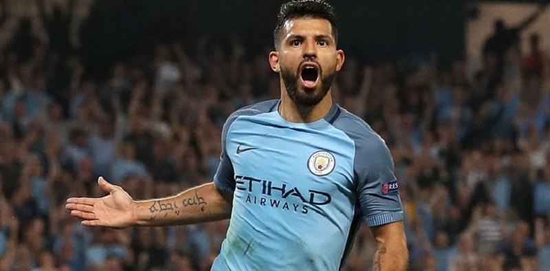 Sergio Aguero i Manchester City FC