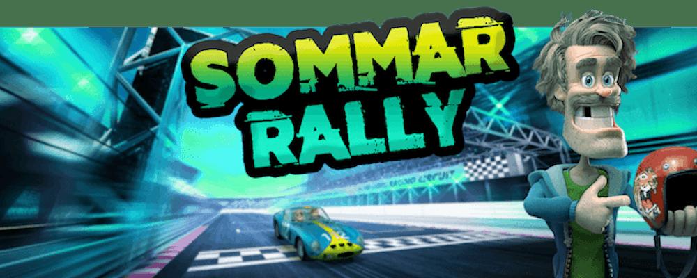 Sommar-Rally där du kan vinna en VIP-resa till Rallycross i Hamburg