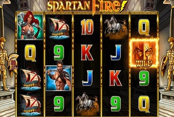 Spartan Fire från Lightning Box