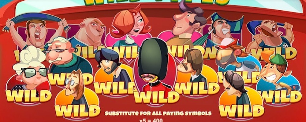 Spin Town Slot från Red Tiger Gaming