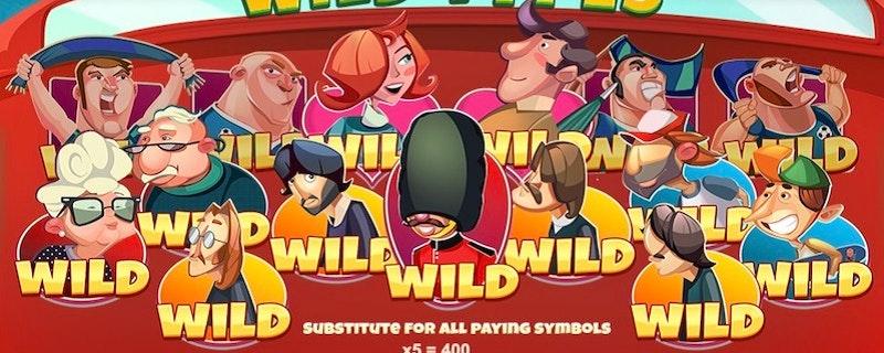 Spin Town Slot från Red Tiger Gaming