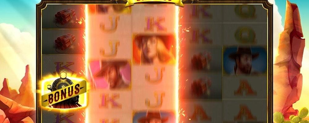 Nu kan du spela Sticky Bandits från Quickspin - Se Casino & Få Bonus
