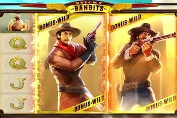 Smygtitt på kommande slot: Sticky Bandits från Quickspin