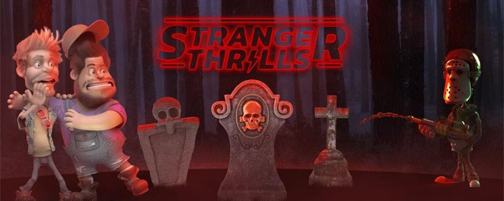 Stranger Thrills - 14 dagar med Halloween-bonusar