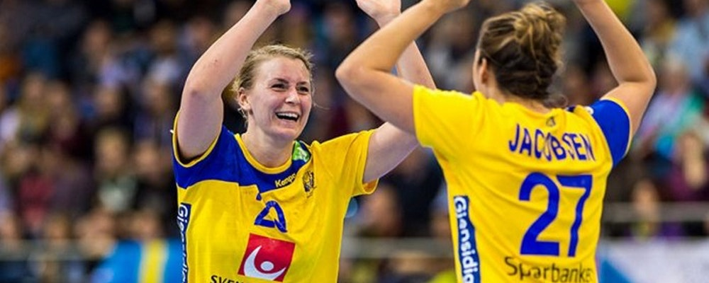 Streama Sverige - Frankrike i Handbolls VM