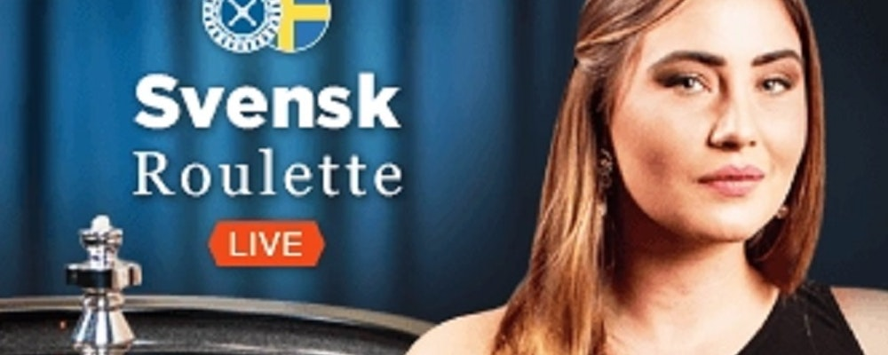 Nu kan du spela på en ny svensk Roulette