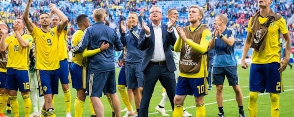 Vägs ände för svenska landslaget