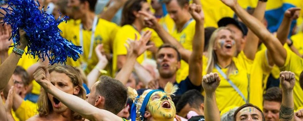 20 gånger pengarna på Sverige mot England