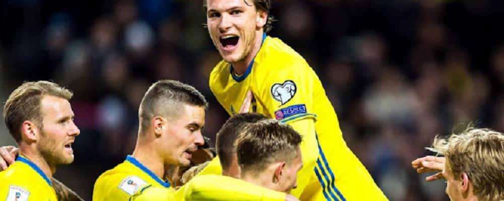 Sverige klart för VM i Ryssland 2018