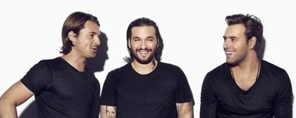 Swedish House Mafia är tillbaka - Vill du se dem?