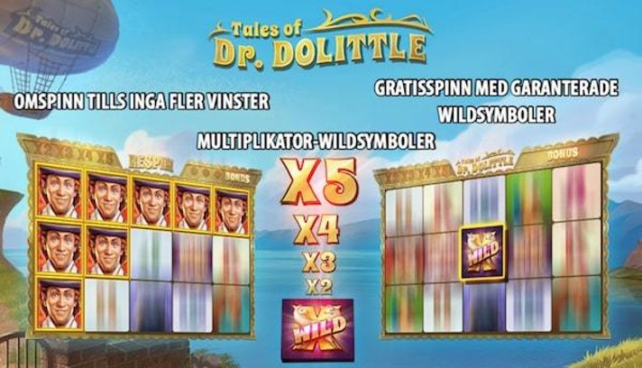 Dagens spelsläpp: Tales of Dr. Dolittle