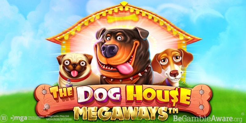 The Dog House Megaways från Pragmatic Play