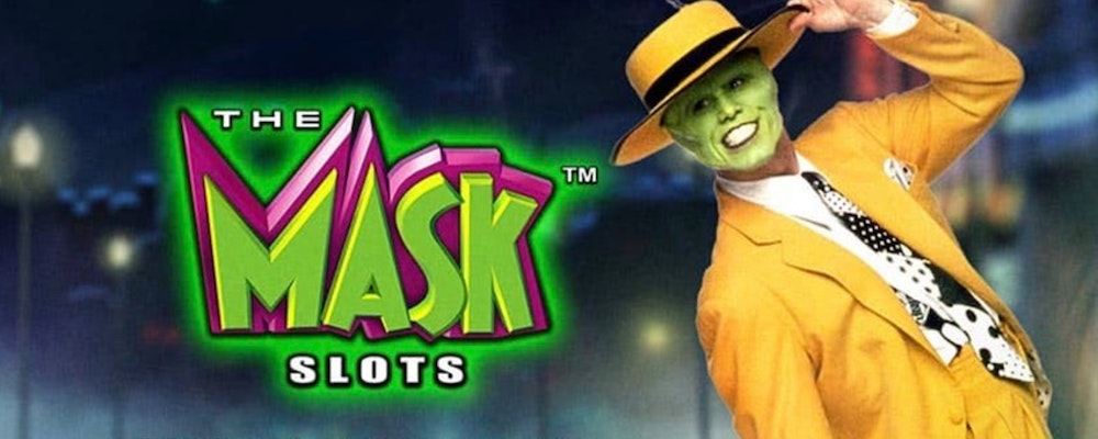 The Mask finns nu som slot