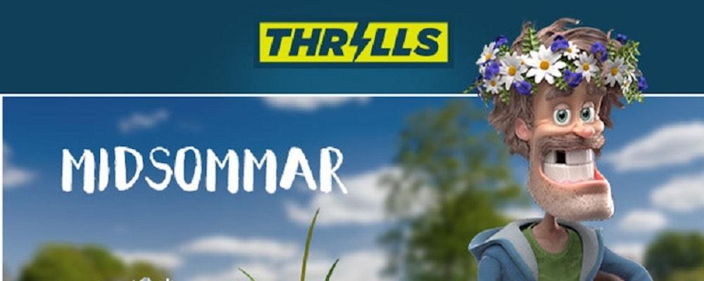 Gör dig redo för midsommar-race & fototävling hos Thrills