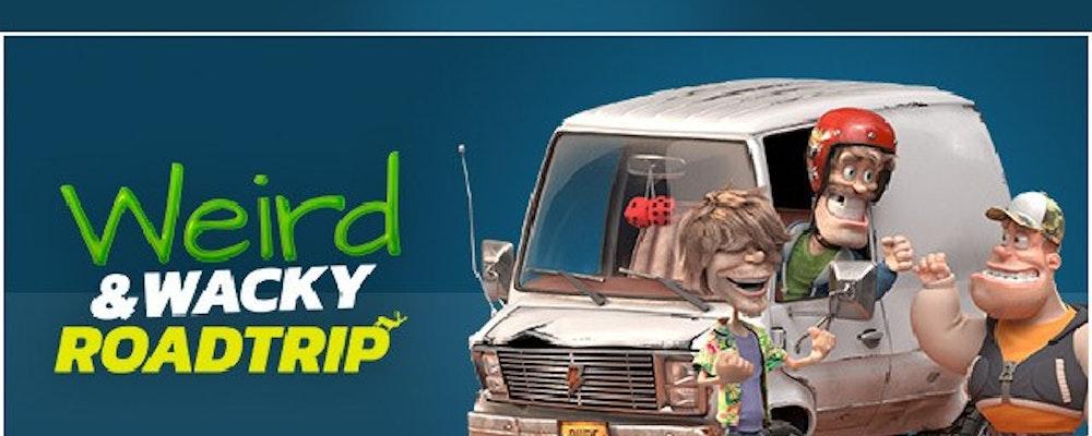 17 dagar fyllda av bonusar & erbjudanden på Thrills Road Trip