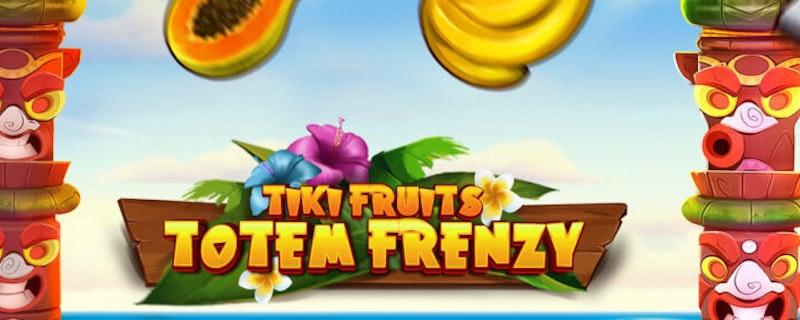 Tiki Fruits Totem Frenzy från Red Tiger