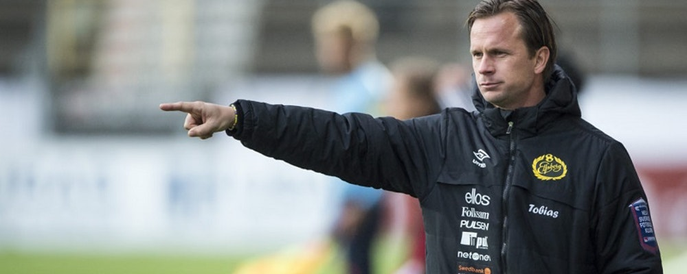 Tobias Linderoth ny tränare i Elfsborg?