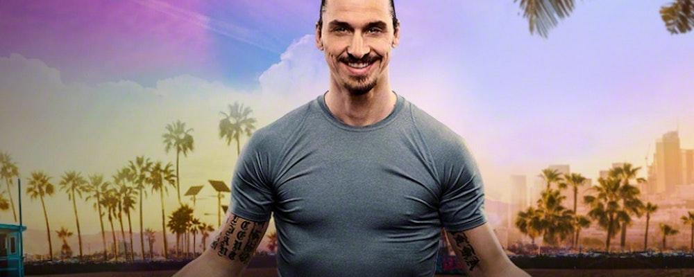 Vinn en träff med Zlatan i Los Angeles