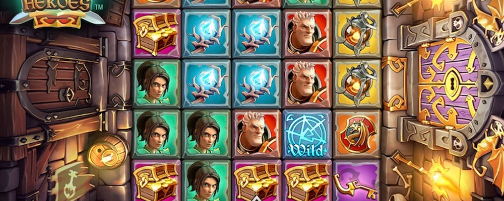 Treasure Heroes av Rabcat