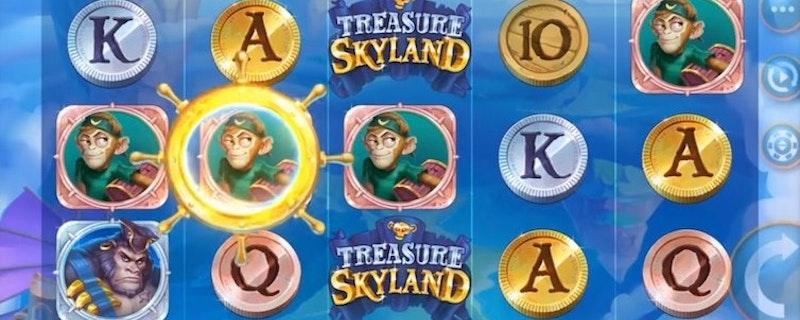 Treasure Skyland från Just For The Win
