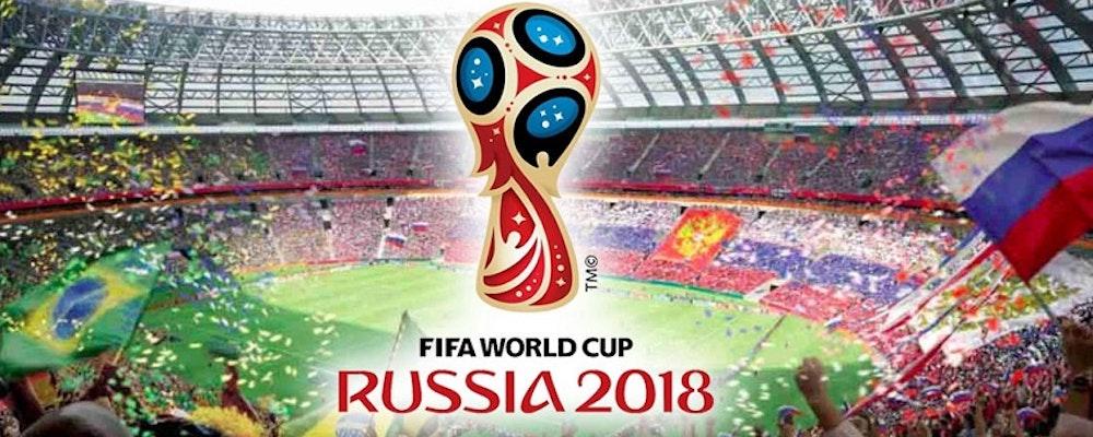 Fotbolls-VM 2018 på TV - Alla TV-tider