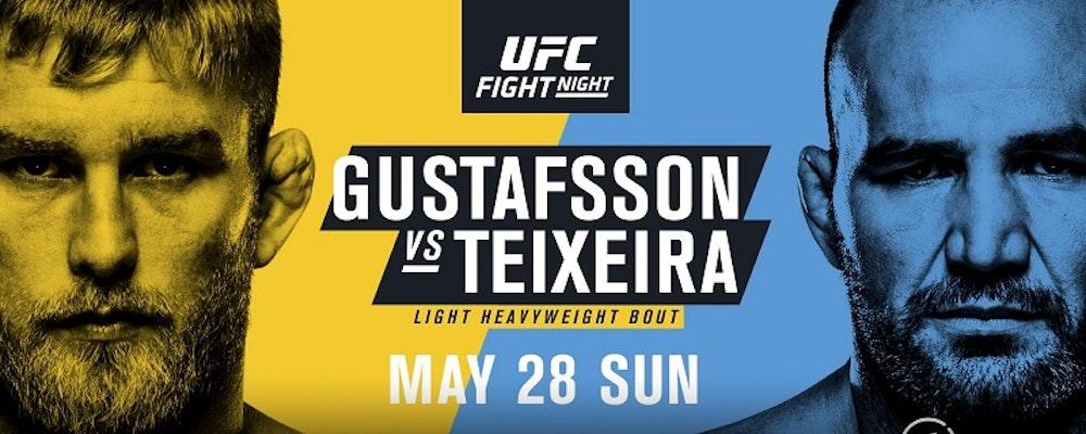 Spela på The Maulers fight i UFC Fight Night i Globen den 28 maj