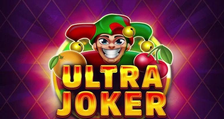 Ultra Joker från Hurricane Games