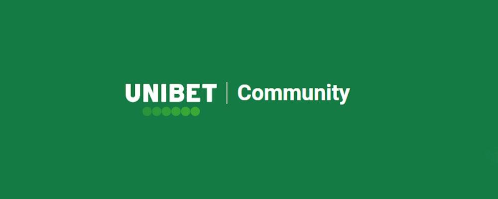 Unibet Community