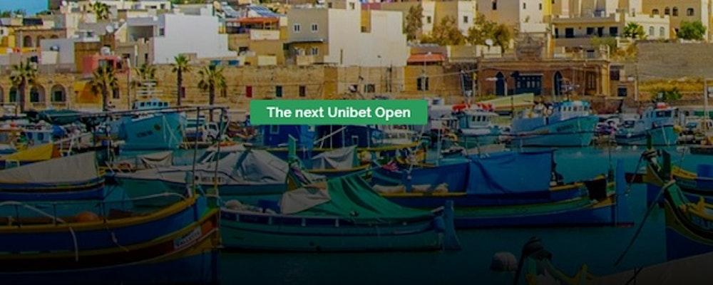 Dags att kvala in till pokerturneringen UnibetOpen Malta