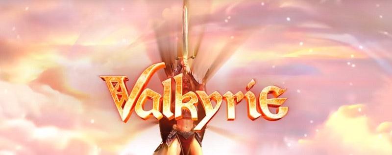 Spelleverantören ELK Studios släpper spelet Valkyrie