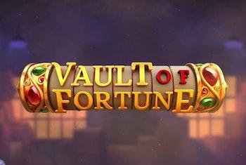 Vault of Fortune från Yggdrasil