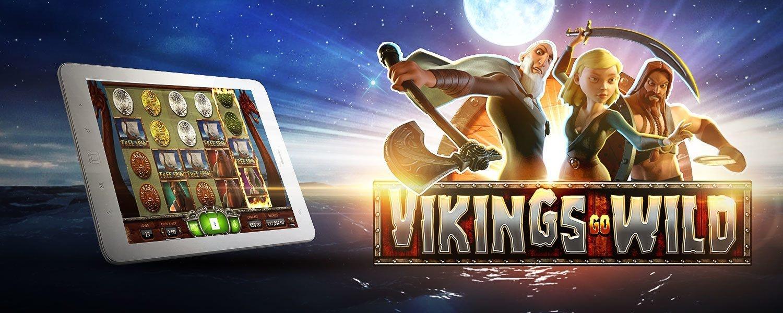Vikings Go Wild-turnering hos Cherry Casino