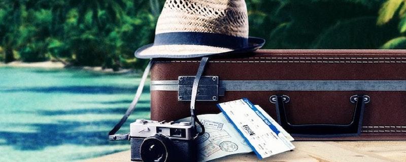 Vinn valfri resa med Ticket