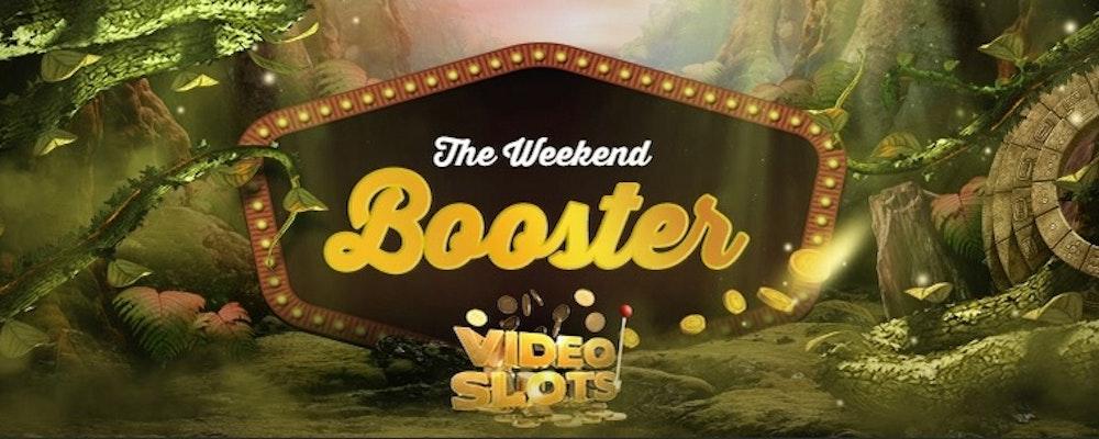 Spara vinster i ditt egna kassavalv med Weekend Booster