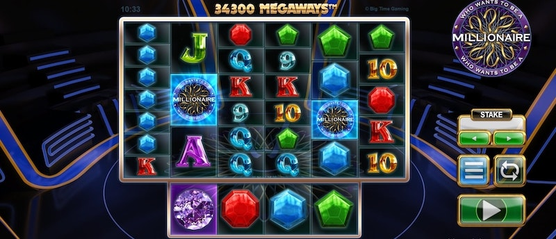 """Big Time Gaming har precis släppt spelet """"Who Wants To Be A Millionaire"""""""