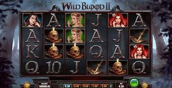 Wild Blood 2 från Play'N GO